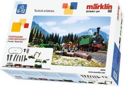 Maerklin Start up pociąg leśniczy 29310
