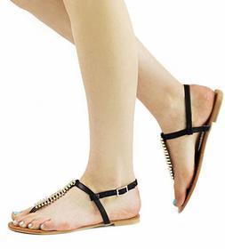 Czarne sandały Mia czarny