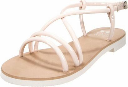 Even&Odd sandały beżowy 314AL4274