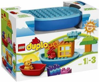 LEGO DUPLO - łódka dla maluszka 10567