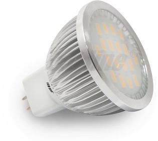 LED Line Żarówka 18 LED MR16 SMD5630 12V 5W ciepła CCD 242533