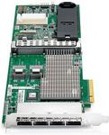 HP Smart Array P812/1GB Flash 8-ports Int/16-ports Ext PCIe x8 SAS Controller 48