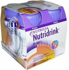 N.V.Nutricia Nutridrink Protein o smaku brzoskwiniowym-ma