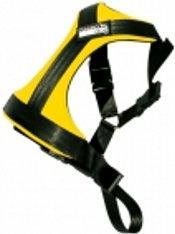 GreenDog Pasy bezpieczeństwa dla psa, żółte rozm. XS