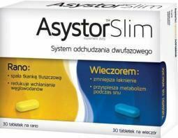 Aflofarm ASYSTOR SLIM 60 tabletek