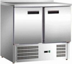 Stalgast Stół chłodniczy 3 drzwiowy agregat na dole eco / 842039
