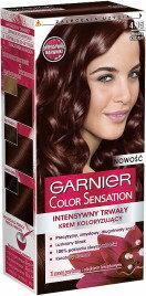 Garnier farba - farba do włosów 4.15 Mroźny Kasztan