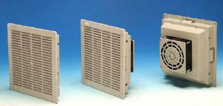 Wentylator filtrujący z kratką ALFA2300BP