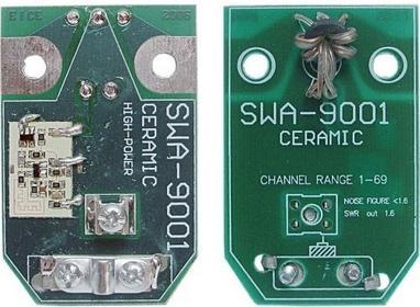 Wzmacniacz antenowy TV SWA-9001