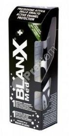Blanx MED Aktywna Ochrona Szkliwa - pasta 100 ml + Szczoteczka GRATIS!