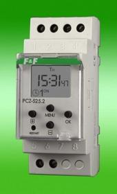 F&F Pabianice Zegar sterujący astronomiczny 1-kanał PCZ-525