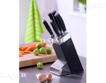 Ambition GRANITE zestaw noży w bloku (5 elementów)