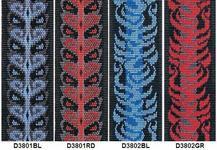 Dunlop D38-02GB - pasek gitarowy