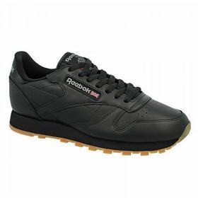 Reebok CL Leather 49800 czarny