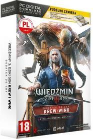 Wiedźmin 3 Dziki Gon: Krew i Wino - Edycja Limitowana PC