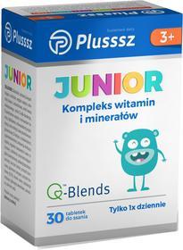 Polski Lek Plusssz Junior 30 do ssania szt.