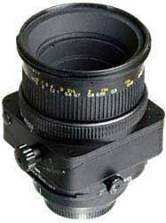 Nikon MF 85mm f/2.8 D PC