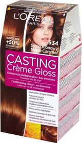 Loreal Casting Creme Gloss 534 Syrop Klonowy