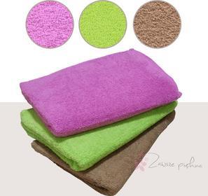 F.P.U. STYL Jan Leonik Ręcznik frotte, 100% bawełna, 500 g/m2 - 140 x 70 cm - DU