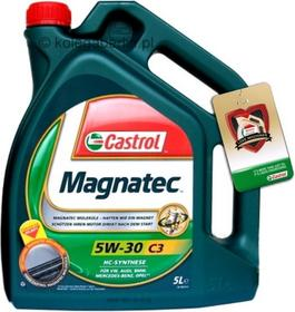 Castrol MAGNATEC 5W-30 A3/B4 5L