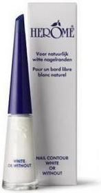 Herome Nail Contour White or Without,