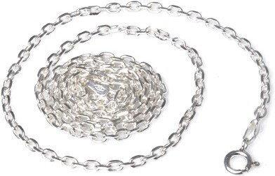 AnKa Biżuteria Łańcuszek Srebrny Anker Diamentowy 0,6