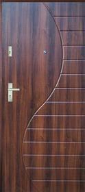 KR Center drzwi BASTION wz. K 35 - komplet z ościeżnicą drewnianą