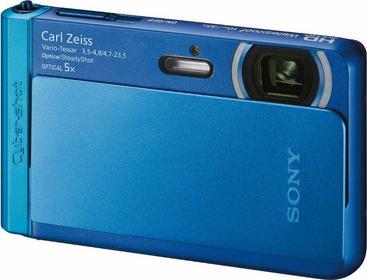 Sony DSC-TX30 niebieski