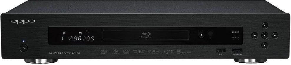 Oppo BDP-103 3D