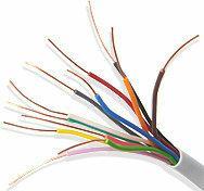 Elektrokabel Przewód Przewód domofonowy alarmowy YTDY 4x0,5 YTDY4