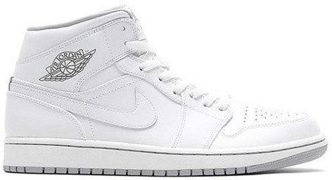 Nike Air Jordan 1 Mid 554724-112 biały