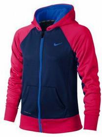 Nike Bluza Dziewczęca KO 2.0 FZ Hoody - midnight n