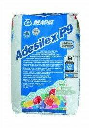 Zaprawa klejąca Adesilex P9 elastyczna do płytek szara 25kg