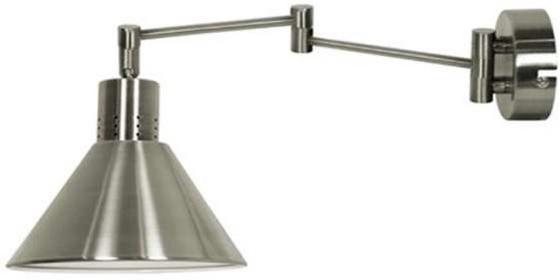 Candellux Kinkiet LAMPA ścienna COPENHAGEN 21-41753 regulowana OPRAWA metalowa s