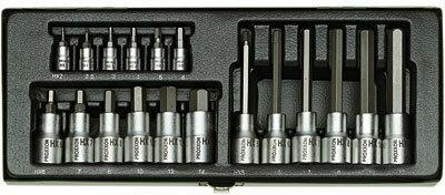 Proxxon Zestaw nasadek imbusowych - 23100