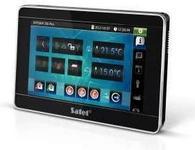 SATEL INT-TSI-BSB - Manipulator graficzny z ekranem dotykowym 7 (ciemny)