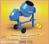AGRO-WIKT Betoniarka wolnospadowa BWA 110