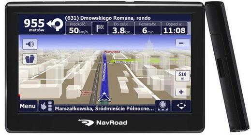 Navroad NR560BF NVMap Europa AutoMapa Polska