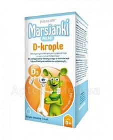 Walmark Marsjanki Mini D krople doustne 10 ml