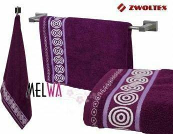 Zwoltex Ręcznik kąpielowy bawełniany RONDO 50x90 cm (rr f m)