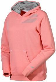 Babolat Bluza Dziewczęca Hoodie Core Girl - pink