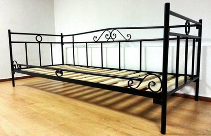 Łóżko metalowe Felicja 120x200