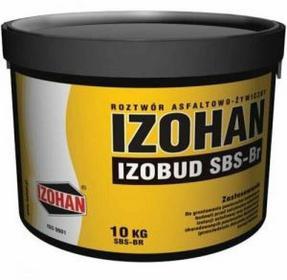 Izohan IZOBUD SBS-Br - Roztwór do gruntowania podłoży mineralnych pod izolacje
