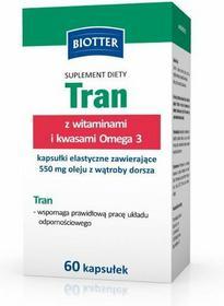 Diagnosis TRAN z witaminami i kwasami Omega-3 60 szt.