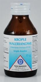 Hasco-Lek Krople Walerianowe 35 g