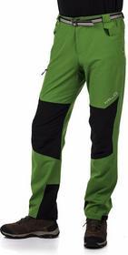 Milo Spodnie trekkingowe męskie Tacul - zielony