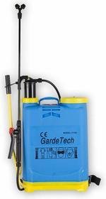 GardeTech Opryskiwacz plecakowy kompresyjny 16 L z lancą teleskopową (11162)
