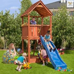 Fungoo Ogrodowy plac zabaw dla dzieci wieża JOY 00555