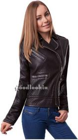Newtime Fashion ramoneska NEWTIME CZARNA (6002)