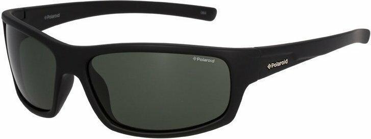 Polaroid Okulary przeciwsłoneczne czarny P8411